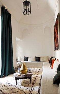 Riyad El Cadi Marrakech, a glorious mix of chic, comfort, hospitality and art