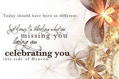 This site specializes in cards for pregnancy loss, infant loss & infertility. They carry cards for other occasions as well. Birthday In Heaven Quotes, Happy Birthday In Heaven, Happy Birthday Husband, Birthday Quotes, Birthday Wishes, Birthday Cards, 2nd Birthday, Birthday Greetings, Mom In Heaven