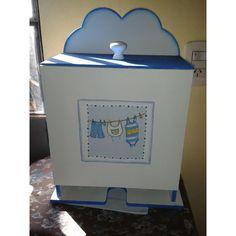pañaleras decoupage marina - Buscar con Google Decoupage, Kids Furniture, Toy Chest, Panda, Shabby Chic, Art Deco, Baby Shower, Scrapbook, Storage