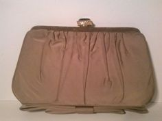 Vintage 1940's Garay Clutch Purse by LMTDInteriorConsults on Etsy, $25.00
