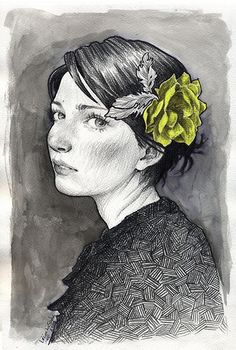 Kathryn Vold by corcoise, via Flickr