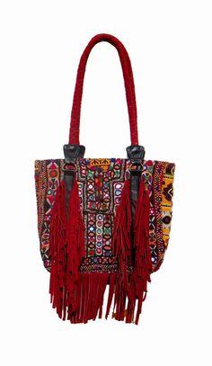 Indische Baumwolle handgefertigt Gypsy Banjara von MajishaArt