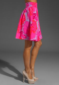 nanette lepore jacy skirt