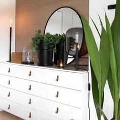 TV GARDEN DESIGN AT TV2 - Therese Knutsen Dresser As Nightstand, Bedroom Storage, Garden Design, Table Settings, Loft, Cabinet, Bedroom Inspiration, Interior, House
