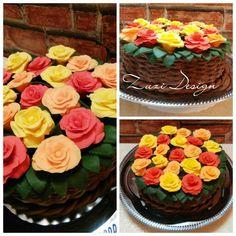 #flower #rose #basket