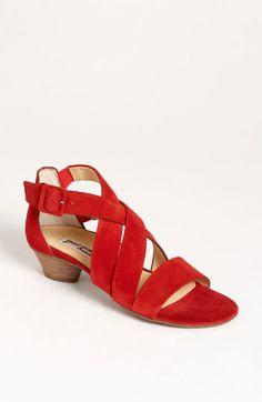 """Paul Green: Lupe, 1.5."""" such a pretty heel, such a pretty color, such pretty straps. LOVE. est. $153"""