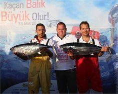 Vodafone Red Alaçatı Uluslararası Balıkçılık Turnuvası, 11-12 Ekim tarihleri arasında gerçekleşecek