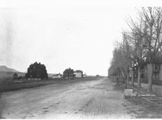 Cascade Avenue ~ Colorado Springs Colorado ~ 1886