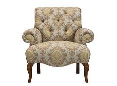 Essex Accent Chair- check out color in person