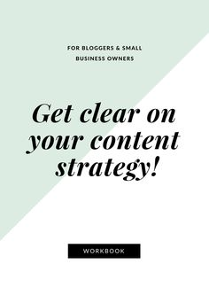 """Are you sick and tired of spending on hours on content just for it to not """"cut through""""? It's no fun creating content that nobody sees. This FREE printable workbook will help you to create more purposeful content that is designed to cut through the clutter - and it's a FREE printable!"""