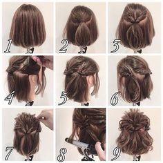 20 Coiffures Pratiques Et Rapides Pour Cheveux Courts Et Mi Longs A