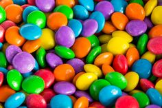 Colored Candies #1 Colored Candies #1