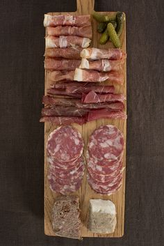 Charcuterie board - Meatatarian, Costco has some really good selections.