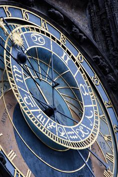 Prague astronomical clock;  Example of distance and angle;  Photographer: Anne Shields