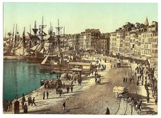 File:The Library of Congress - (Old Harbor (Vieux-Port), Marseille, France) (LOC).jpg