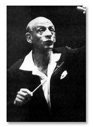 Dimitri Mitropoulos (Greek: Δημήτρης Μητρόπουλος) (1 March [O.S. 18 February] 1896– 2 November 1960)