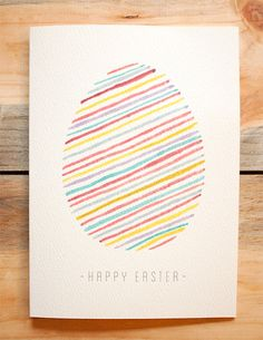 Cute Easter cards and gift tags at this etsy shop