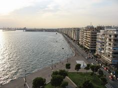 around Europe: Thessaloniki