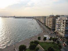 around Europe: Thessaloniki