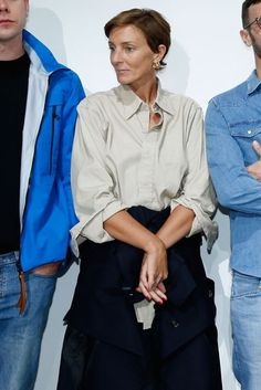 If Phoebe Philo Says Pixie Crops Are Happening, They're Happening   British Vogue