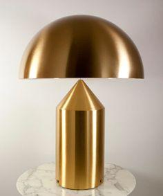 Lampe Atollo, Vico Magistretti (Oluce)