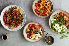 Eight Favourite Ways with Tomatoes | Anna Jones