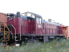 MSO 466   Description:    Photo Date:  7/3/2005  Location:  White Pigeon, MI   Author:  Scott B  Categories:    Locomotives:  MSO 466(RS2):