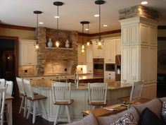 Highland Heights Kitchen - Traditional - Kitchen - cleveland - by Lonny at K and B