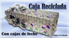 CAJA RECICLADA / recycled box