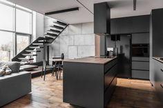 stilvolle-einrichtung-boyfriend-style-männer-wohnzimmer-holzboden-küche