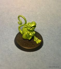 Frog-cat Miniatures, Cat, Rings, Home Decor, Decoration Home, Room Decor, Cat Breeds, Ring, Jewelry Rings