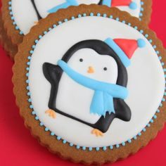 Penguin   Cookie Connection