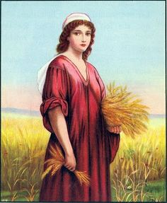 Ruth was not only married to the son of a widow, but as well became a widow, alongside the wife of her brother- in- law.