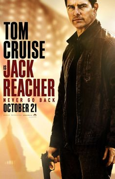 Jack Reacher: Never Go Back gets an IMAX trailer | Live for Films