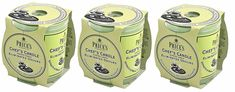 Price's Fresh Air Range Employs Odor Foul Technology to Neutralize Unwanted Odors Leaving Your Home Smelling Clean and Fresh. Price's Candles – Chef's Candle Jar X 3. 3 Jars of Price's Chef Candles. Candle Height : 83 mm – Candle Diameter : 74 mm Key Features: . Price's Candles – Chef's Candle Jar x 3 . 3 Jars of Price's Chef Candles . Candle Height : 83 mm – Candle Diameter : 74 mm . Burn Time : 45 hours #candles_decor #decoration_jars #candle_scent_recipes