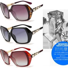 Fashion Multi Color Women Polarizing Sunglasses Vintage Anti-UV Glasses from Tfdmarket,$4.06 | DHgate.com