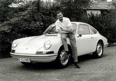 We love your work. RIP || Legendary sports car designer Ferdinand Porsche is dead at 76