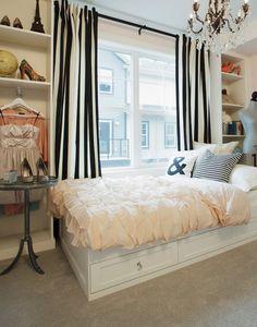Super Cute For A Pre Teen! Girls Bedroom ...