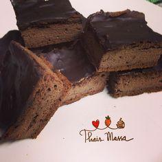 Thaís Massa - Bolo Brownie de Biomassa