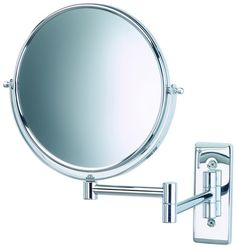 10X Wall Mount Chrome  Magnifying Mirror
