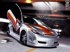 Peugeot 206 by SaphireDesign.deviantart.com on @DeviantArt