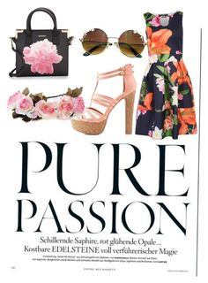 """Passion"" by change-the-story on Polyvore featuring Pilot, Charlotte Russe and Calvin Klein"