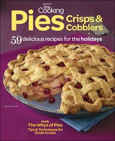 Pies, Crisps, and Cobblers