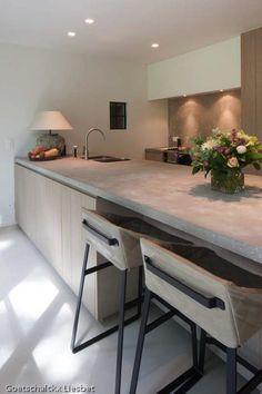 design home decoration Kitchen Interior, New Kitchen, Kitchen Dining, Kitchen Decor, Cuisines Design, Modern Kitchen Design, Cool Kitchens, Home And Living, Kitchen Remodel