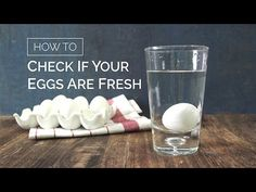 How to Check if Your Eggs are Fresh | Yummy Ph