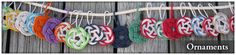 Nautical Knot Decorations and sailor bracelets by www.MysticKnotwork.com as seen in Martha Stewart Living