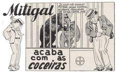 Xarope Rhum Creosotado, elixir Nutrogenol, loção Phenomeno... Conheça a história das primeiras propagandas brasileiras.