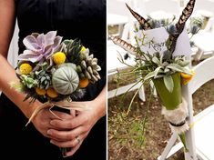 This site has some great ideas for a desert inspired wedding <3