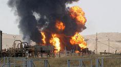 Mehrere Tote Mitarbeiter: IS greift irakisches Ölfeld an