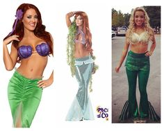 Little Mermaid- Ariel costume